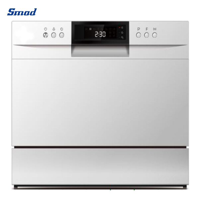 Smad 220V dishwasher machine for small kitchen