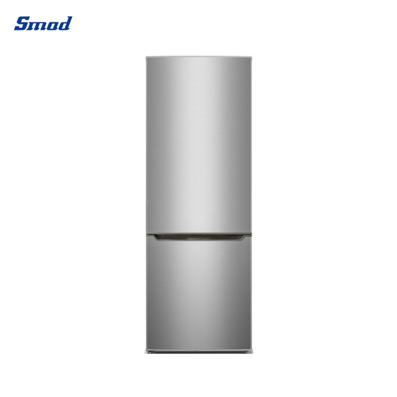 Smad stand stainless steel fridge bottom freezer