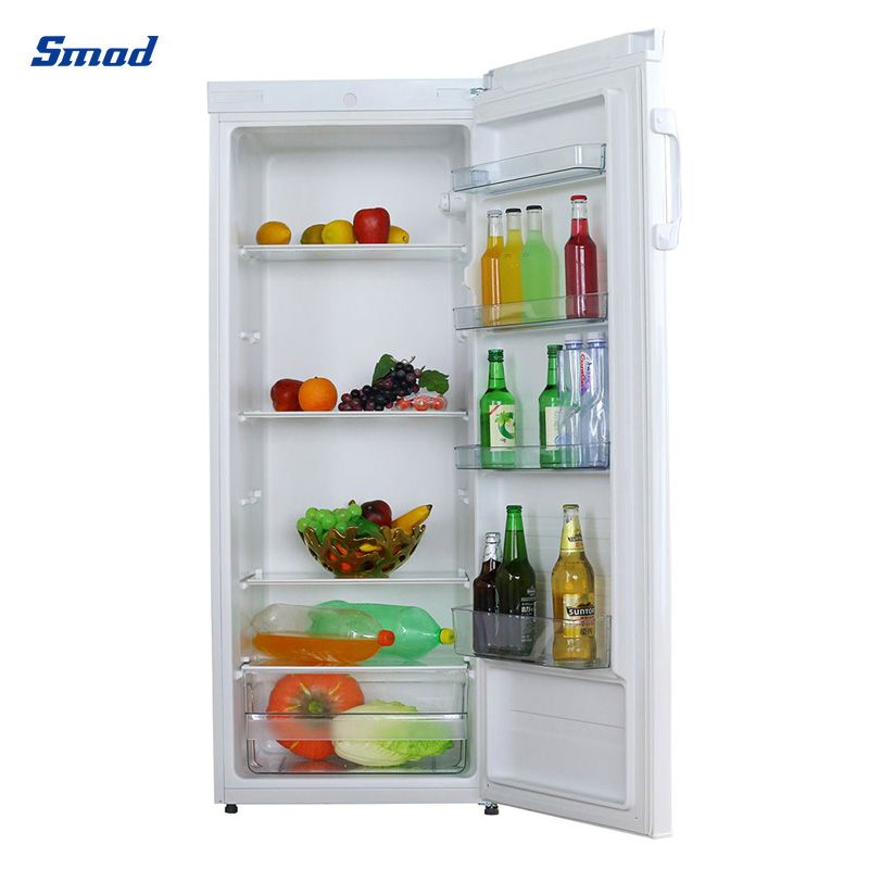 Smad A+ 237L home single door defrost upright refrigerator big capacity A+ energy class