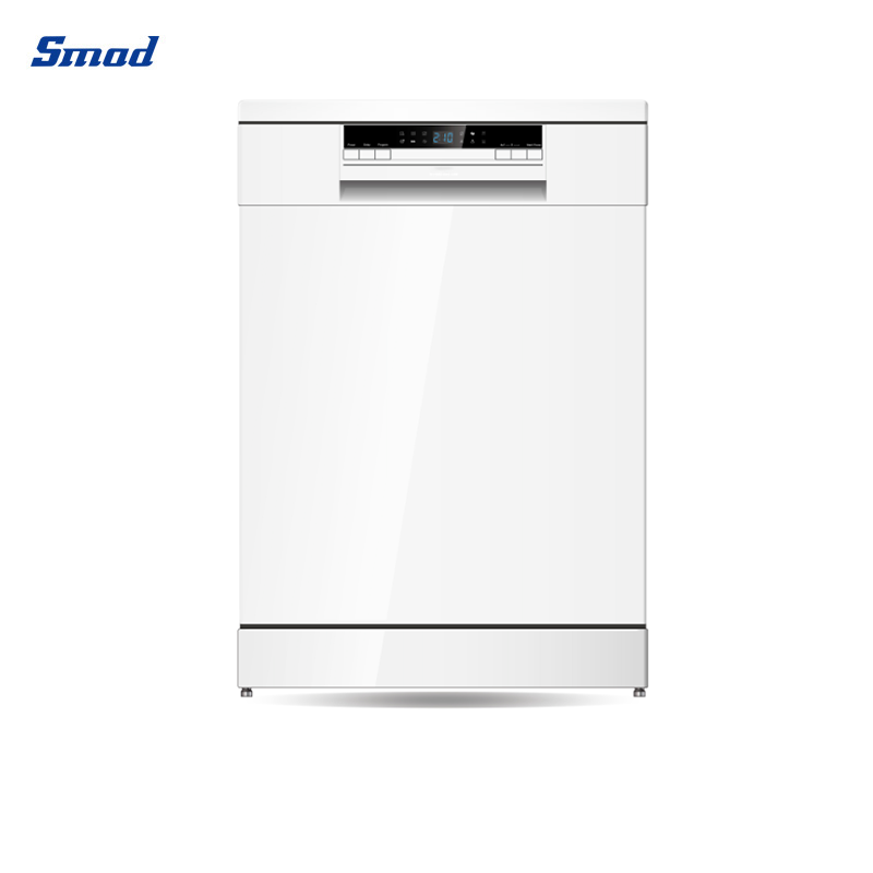 Smad best 14 Sets Freestanding Dishwasher.