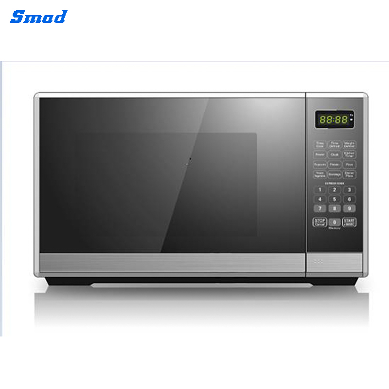 Smad counter top microwave oven with 700W Output power