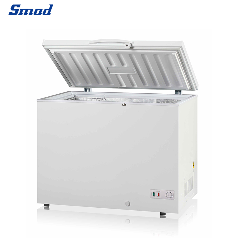 Smad 252L chest freezer outlook